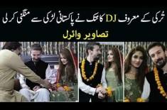 Turkish DJ Kantik Got Engaged to a Girl from Lahore