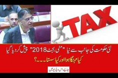 PTI Government Presents Mini Budget In Parliament, Find Out More Details In This Video