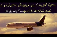 Shaheen Air's Offices Closed Across the County... Find the Reason in this Video