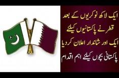 Qatar to Educate 1 Million Pakistani Students