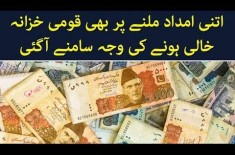 National Treasury Is Empty Despite Of The Financial Aid , Know Details In This Video