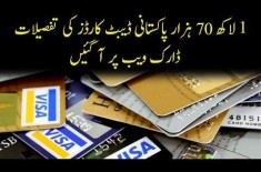 Details of 1 Lac and 70 Thousand Debit Cards are Published on Dark Web, Details in the Video