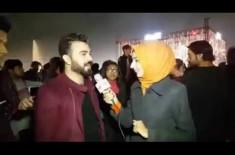 Aima Baig And Sahir Ali Baga's Breathtaking Performance In Coke Festival