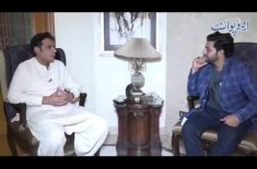 Interview Of MNA NA116 Barrister Ameer Sultan With Shadab Abbasi