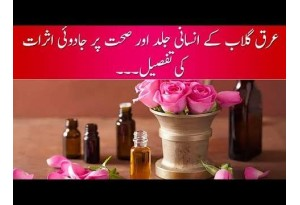 Effect Of Rosewater On Your Skin And The Medical Benefits Of It. Health Guide With Shadab Abbasi