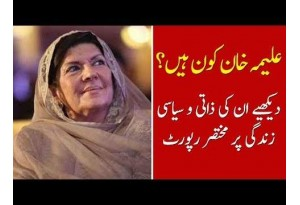 Who Is Aleema Khan? Find Out Complete Details About PM IK's Sister.