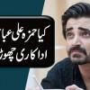 Kya Hamza Ali Abbasi Ne Adakari Chore Di