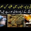 Which Drug Is Most Commonly Used By Students In Pakistan? | Use Of Drugs In University | ANF Report