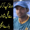 Good News About Shadab Khan Before The World Cup Cricket Tournament