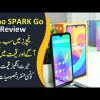 TECNO Spark GO Review In Urdu | Find Features, Specs And Price