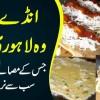 Anday Wala Burger   Usama Burger Johar Town   EP7