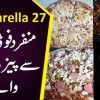 Mozzarella 27 Munfarid Food Items Se Pizza Banane Wale