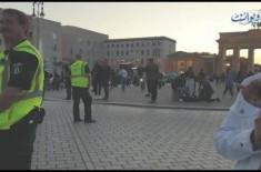 Free Kashmir Organization Ki Janib Se Germany Ke Daruhakumat Berlin Mein Aik Martaba Phir Par Aman Ehtijaj Record Kara Diya Gaya