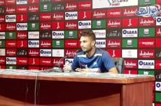 T20 series shuru honay se pehlay Srilankan captain ki press conference