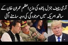 Why Did Pak Army Chief Qamar Bajwa Go To Washington DC Along With PM Imran Khan? | Shocking Reason