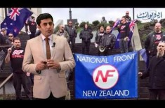 White-skinned Terrorist Approaching New Zealand.. What Are Their Intentions?