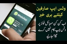 Whatsapp End its Services for Dozen of Mobile Phones