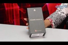 Unboxing Video of Huawei Mate 20 Pro