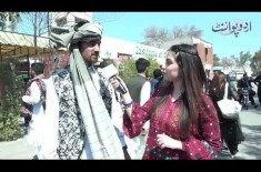UrduPoint's Special Coverage of Cultural Day Arranged in PU's Mass Com Department