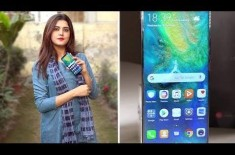 Huawei Mate 20 Pro: Camera, Wireless Charging, HiVision Features & More Details in Urdu