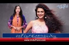 Priya Prakash Will Debut in Bollywood Industry, Deepveer Will Not Change Their Surname