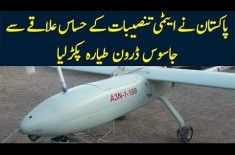 Iranian Drone Aircraft Found In Pakistan Near Nuclear Sites