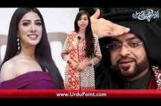 Asim Speaks About Relationship With Hania, Aamir Liaquat Will File Case on Mehwish Hayat?