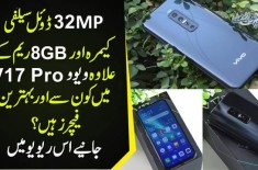 32mp Dual Selfie Camera Aur 8gb Ram Ke Alawa Vivo V17 Pro Mein Kon Se Aur Behtareen Features Hain