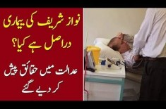 What Is The Real Disease Of Nawaz Sharif. Facts Presented In The Court. Know More Details