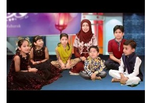 First Day Of Eid | Special Eid Show With Kids