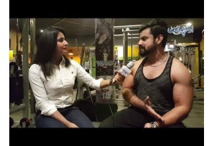 Meet The Muscleman Umar Ch. The Creator Of Diet Application For Body & Fitness