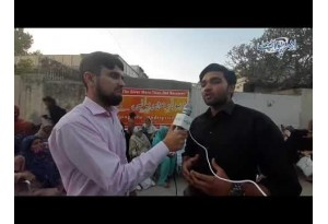 Watch UrduPoint's Special Package On Young Man Who Offers Free Help For Poor In Ramzan