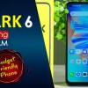 Tecno Spark 6 Unboxing, 5000mAh Battery, 4 GB RAM, Quad Camera, Budget Friendly Mobile