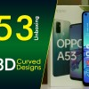 Oppo A53 Unboxing, Triple Back Camera, 90 Hz Neo Display & Electric Black Color