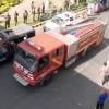 Fire In Hafeez Centre Lahore   Massive Fire Breaks Out In Hafeez Centre At Lahore's Gulberg