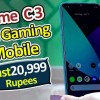 Hands-On Review Of Realme C3 – An Entry-Level Smartphone With Mindblowing Features