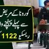 Corona K Mareez Tak Sab Se Pehle Pounchane Wali Force Rescue 1122 Ko Salute