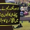 Lahore Qalandar Team Ne PSL Se Pehle Hi Colleges Universities Mein Pahunch Kar Naya Kaam Shuru Kar Diya