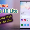 Samsung Galaxy Note 10 Lite Unboxing And Detailed Review - Camera Results, Features & Price