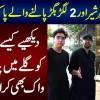 4 Leopards - Lions  Aur 2 Lagar Bagar Palne Wale Pakistani Bhai