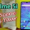Realme 5i - This Phone Is Awesome With Design And Look - Unboxing & First Impression 5i