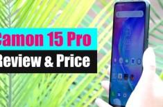 Tecno Camon 15 Pro Review | Camon 15 Pro Price In Pakistan