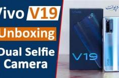 Vivo V19 Unboxing