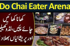 Do Chai Eater Arena – A Fast Food Restaurant In Valencia | Maryam Ikram