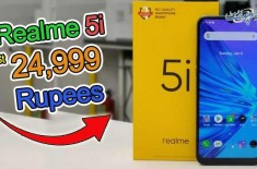 Hands-On Review Of Realme 5i – Most Stylish And Affordable Smartphone