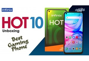 Infinix Hot 10 Unboxing, 6 GB RAM, G70 Processor, Best Gamming Phone