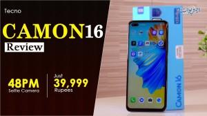 Tecno Camon 16 Review - 48MP Selfie Aur 64MP Back Camera Ki Behtareen Quality Ke Sath Launch Ho Gaya
