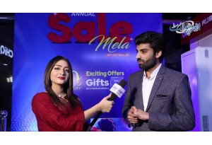 Changhong Ruba Held Its Annual Sale Mela Activity At DHA Showroom Lahore -  Biggest Sale Ever