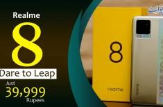 Realme 8 Review - Dare To Leap | 64MP Quad Camera | Tekhelio G95 Gaming Processor & Much More