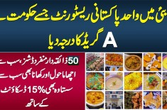 Karachi Grill Restaurant Dubai - Dubai Me Pehla Pakistani Restaurant Jise Govt. Ne
